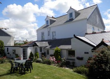 Thumbnail Hotel/guest house for sale in Trevenna Lodge, Castle Heights, Tintagel