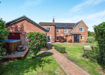 Thumbnail 4 bed detached house for sale in Loddon, Norwich, Norfolk