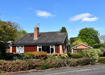 Thumbnail 4 bed detached bungalow for sale in Hadrian Way, Northwich