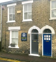 Thumbnail 2 bedroom terraced house to rent in Upper Gwydir Street, Cambridge