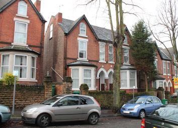 Thumbnail 6 bed semi-detached house to rent in Douglas Road, Lenton, Nottingham