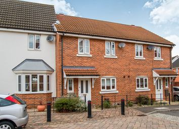 Thumbnail 3 bedroom terraced house to rent in Comfrey Way, Thetford, Thetford, Norfolk