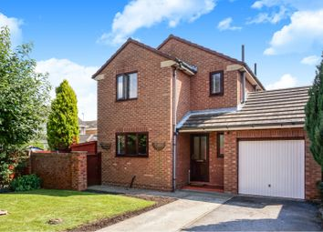 Thumbnail 3 bed detached house for sale in Hailgate Close, Howden