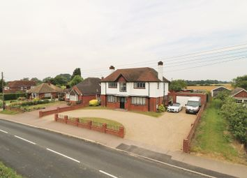 Thumbnail 4 bed detached house to rent in Thorrington Road, Great Bentley, Colchester