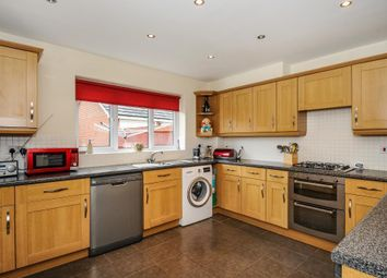 Thumbnail 4 bed detached house for sale in Bredon Drive, Hereford