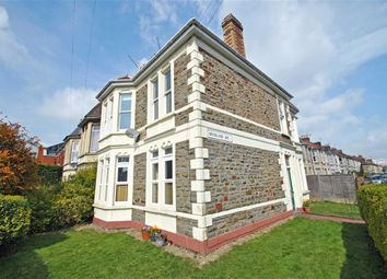 Thumbnail 1 bed flat for sale in Brynland Avenue, Bishopston, Bristol