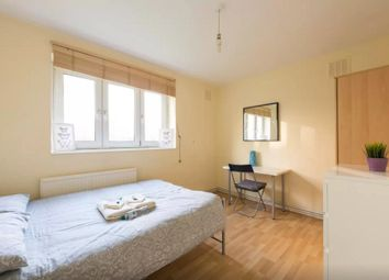 Thumbnail 4 bed shared accommodation to rent in Cannon Street Road, London