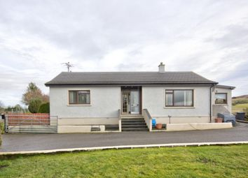 Thumbnail 3 bedroom detached bungalow for sale in Anin, Lairg Muir, Lairg