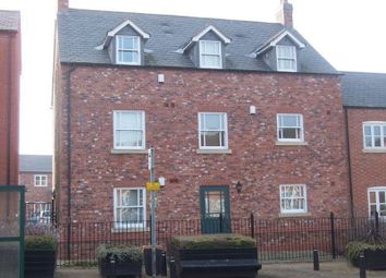 Thumbnail 2 bed flat for sale in Hinckley Road, Burbage, Hinckley