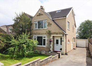 Thumbnail 5 bedroom semi-detached house for sale in Oakdale Road, Shipley