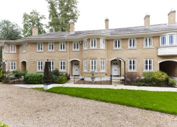 Thumbnail 4 bed terraced house for sale in Lakeside Grange, Weybridge, Surrey
