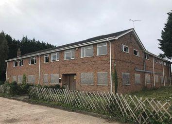 Thumbnail Land for sale in Crescent House & Adjoining Land, Otterham Quay Lane, Rainham, Gillingham, Kent