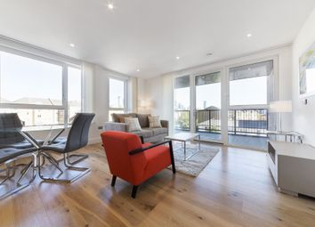 Thumbnail 2 bed flat to rent in Plough Way, Marine Wharf East, Surrey Quays, London