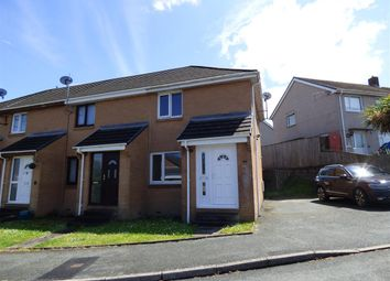 Thumbnail 2 bed end terrace house to rent in Castle High, Haverfordwest