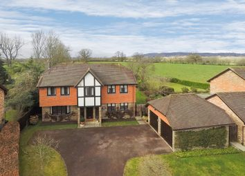 Thumbnail 5 bed detached house for sale in Old Barn Drive, Capel, Dorking