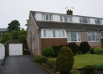 Thumbnail 3 bed semi-detached house for sale in Standroyd Drive, Colne