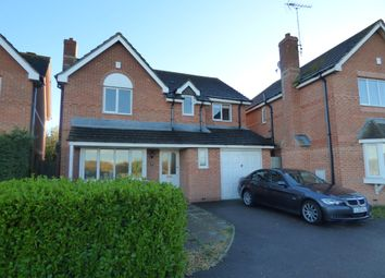 Thumbnail 4 bed detached house to rent in Sunflower Close, Littlehampton