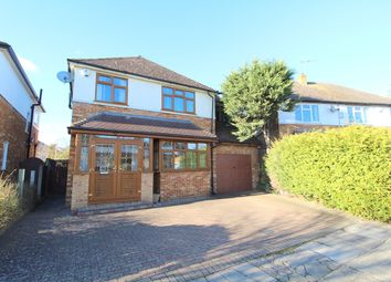 Thumbnail 4 bed detached house for sale in Perrin Close, Ashford