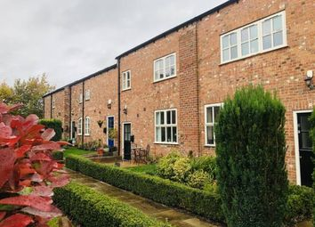 Thumbnail 2 bed terraced house for sale in Griffin Farm, Griffin Farm Drive, Cheadle, Cheshire