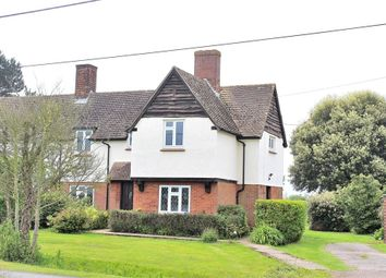 Thumbnail 3 bed semi-detached house to rent in Homelye Lane, Dunmow