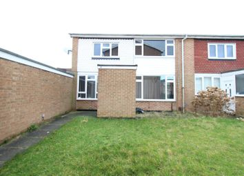 Thumbnail 2 bed end terrace house for sale in Grassholme, Darlington