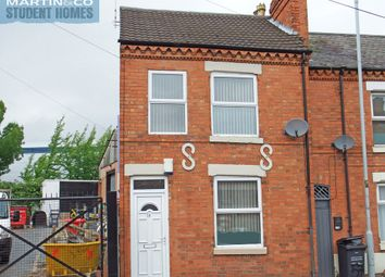 Thumbnail 3 bed end terrace house to rent in , Broad Street, Loughborough