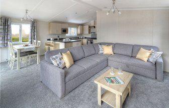 Thumbnail 3 bed lodge for sale in Hoburne Doublebois, Liskeard, Cornwall