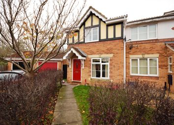 Thumbnail 3 bed end terrace house to rent in Westons Hill Drive, Emersons Green, Bristol