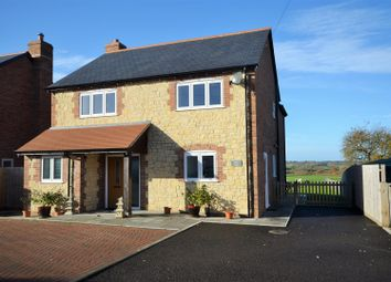 Thumbnail 4 bed detached house for sale in Hunger Hill, East Stour, Gillingham