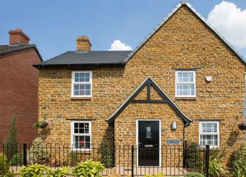 """Thumbnail 4 bedroom detached house for sale in """"Lincoln"""" at Blackthorn Crescent, Brixworth, Northampton"""