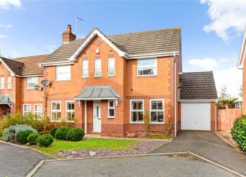 Thumbnail 3 bed detached house for sale in Chilham Place, Warndon, Worcester