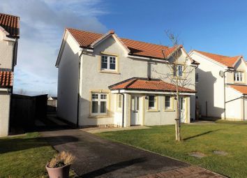 Thumbnail 2 bedroom semi-detached house for sale in Westfield Avenue, Westhill, Inverness