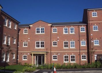 Thumbnail 2 bed flat to rent in Hatters Court, Hillgate, Stockport, Cheshire