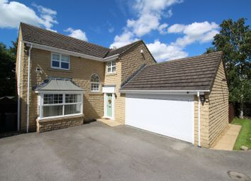 Thumbnail 5 bed detached house for sale in Cambridge Chase, Gomersal, Cleckheaton, West Yorkshire