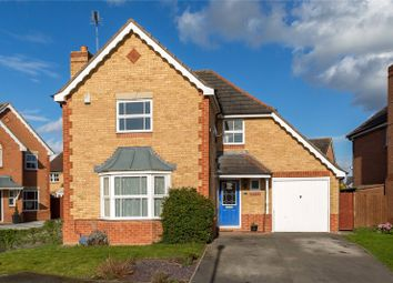 Thumbnail 4 bed detached house for sale in Gillingwood Road, York