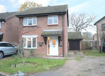 Thumbnail 3 bed link-detached house for sale in Blackcap Place, College Town, Sandhurst