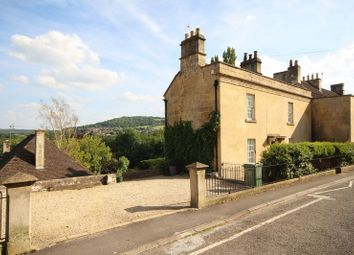 Thumbnail 4 bed detached house for sale in London Road West, Bath