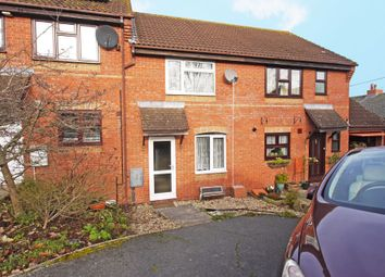 Thumbnail 2 bedroom terraced house to rent in Holley Close, Exminster, Exeter