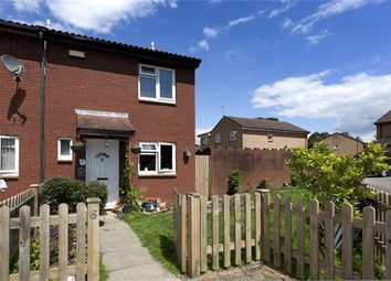 Thumbnail 3 bed end terrace house for sale in Guernsey Close, Crawley