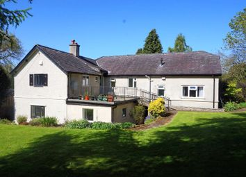 Thumbnail 5 bed detached house for sale in Treborth Road, Bangor