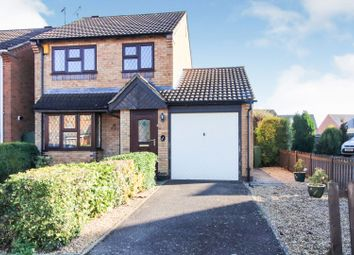 3 bed detached house for sale in Mandarin Way, Whetstone LE8