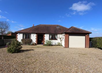 Thumbnail 3 bed detached bungalow for sale in Church Street, Churchover, Rugby