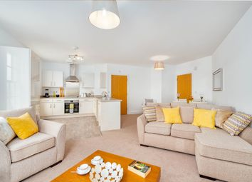 Thumbnail 2 bedroom flat for sale in Lynx Lane, Sherford, Plymouth
