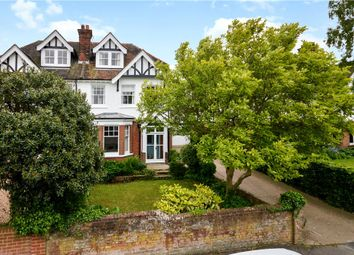 Thumbnail 4 bed semi-detached house for sale in Oxenturn Road, Wye, Ashford, Kent