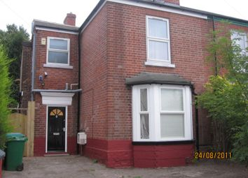 Thumbnail 4 bedroom semi-detached house to rent in Lamartine Street, Nottingham