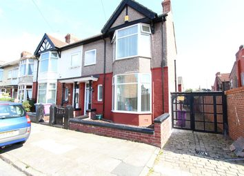 Thumbnail 4 bed end terrace house to rent in Fazakerley Road, Walton, Liverpool