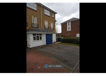 Thumbnail 3 bed end terrace house to rent in Tollgate Drive, Hayes