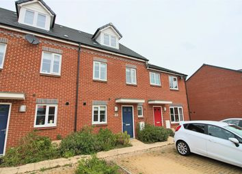 Thumbnail 3 bed town house to rent in Rimini Road, Andover, Hants