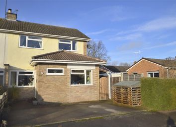Thumbnail 4 bed semi-detached house for sale in Hollis Gardens, Cheltenham, Gloucestershire