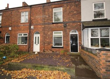 Thumbnail 2 bed terraced house to rent in Greenleach Lane, Worsley, Manchester